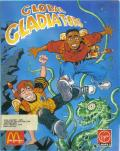 Mick & Mack as the Global Gladiators Amiga Front Cover