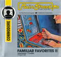 Familiar Favorites II: Jawbreaker - Crossfire Commodore 64 Front Cover