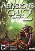 Asheron's Call 2: Fallen Kings Windows Front Cover
