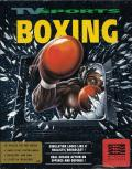 ABC Wide World of Sports Boxing Amiga Front Cover