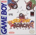 Stop That Roach! Game Boy Front Cover
