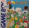 Pierre le Chef is... Out to Lunch Game Boy Front Cover