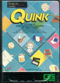 Quink DOS Front Cover