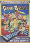 Comic Bakery Commodore 64 Front Cover