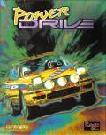 Power Drive Amiga CD32 Front Cover