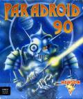 Paradroid 90 Atari ST Front Cover