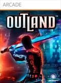 Outland Xbox 360 Front Cover