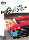 Turbo Out Run DOS Front Cover