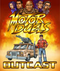 Motor Duels: Outcast J2ME Front Cover