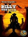 Great Legends: Billy the Kid II J2ME Front Cover