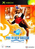 Ultimate Beach Soccer Xbox Front Cover