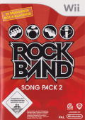 Rock Band: Track Pack - Volume 2 Wii Front Cover