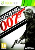 007: Blood Stone Xbox 360 Front Cover