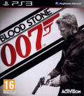 007: Blood Stone PlayStation 3 Front Cover