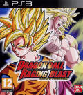 Dragon Ball: Raging Blast PlayStation 3 Front Cover