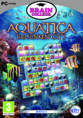Lost City of Aquatica Windows Front Cover