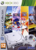 Dreamcast Collection Xbox 360 Front Cover