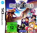 Phantasy Star Ø Nintendo DS Front Cover