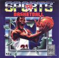 TV Sports: Basketball TurboGrafx-16 Front Cover