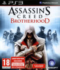 Assassin's Creed: Brotherhood (Codex Edition) PlayStation 3 Front Cover