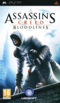 Assassin's Creed: Bloodlines PSP Front Cover