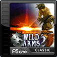 Wild Arms 2 PlayStation 3 Front Cover