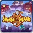 Swords & Soldiers PlayStation 3 Front Cover