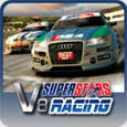 Superstars V8 Racing PlayStation 3 Front Cover