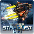 Super Stardust HD PlayStation 3 Front Cover