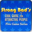 Strong Bad's Cool Game for Attractive People: Episode 1 - Homestar Ruiner PlayStation 3 Front Cover