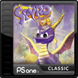 Spyro: Year of the Dragon PlayStation 3 Front Cover