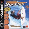 Championship Surfer PlayStation Front Cover