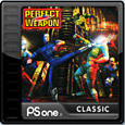 Perfect Weapon PlayStation 3 Front Cover