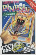 Advanced Pinball Simulator Commodore 64 Front Cover
