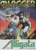 Blagger Commodore 64 Front Cover