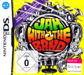 Jam with the Band Nintendo DS Front Cover