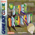 Super Breakout Game Boy Color Front Cover