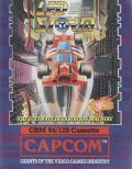 L.E.D. Storm Commodore 64 Front Cover