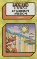 Cybertron Mission Electron Front Cover