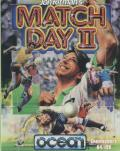 Match Day II Commodore 64 Front Cover