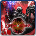 Lord of Arcana PSP Front Cover