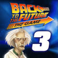 Back to the Future: The Game - Episode 3: Citizen Brown iPad Front Cover