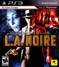 L.A. Noire PlayStation 3 Front Cover