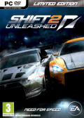 SHIFT 2 Unleashed (Limited Edition) Windows Front Cover