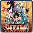 Samurai Shodown PlayStation 3 Front Cover