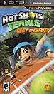 Hot Shots Tennis: Get a Grip PSP Front Cover