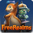 Free Realms PlayStation 3 Front Cover