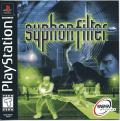 Syphon Filter PlayStation Front Cover Manual - Front