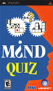 M¿nd Quiz PSP Front Cover