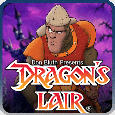 Dragon's Lair PSP Front Cover